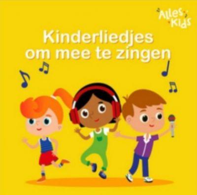 Kinderliedjes om mee te zingen