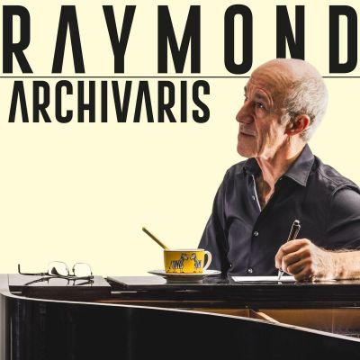 Win de 4cd-box 'Archivaris' van Raymond van het Groenewoud!
