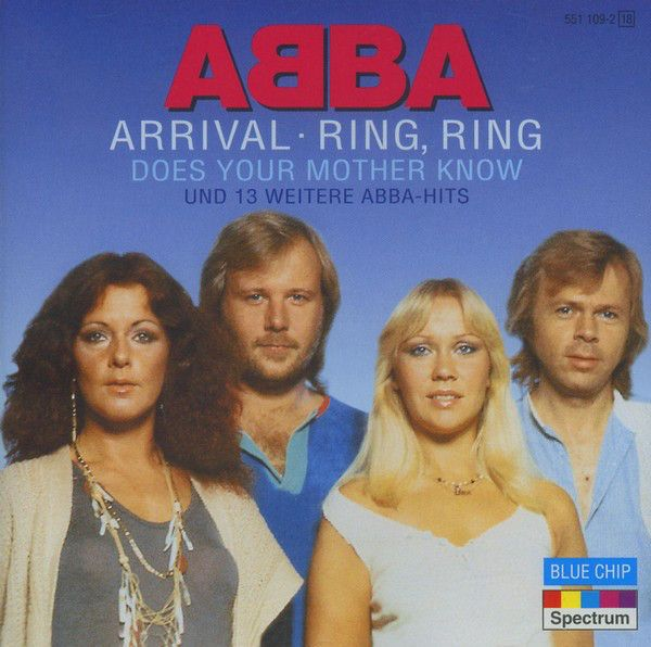 ABBA Arrival Ring, Ring