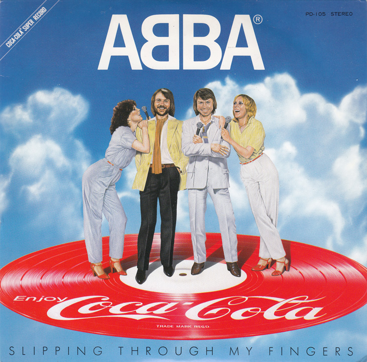 ABBA Slipping Through My Fingers hitparade.ch