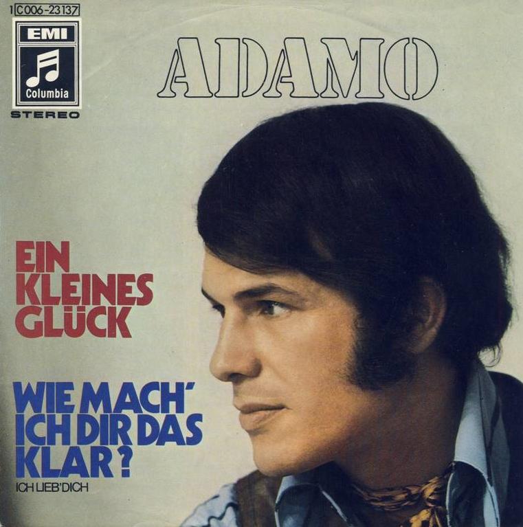 Adamo Ein Kleines Glück Austriancharts At