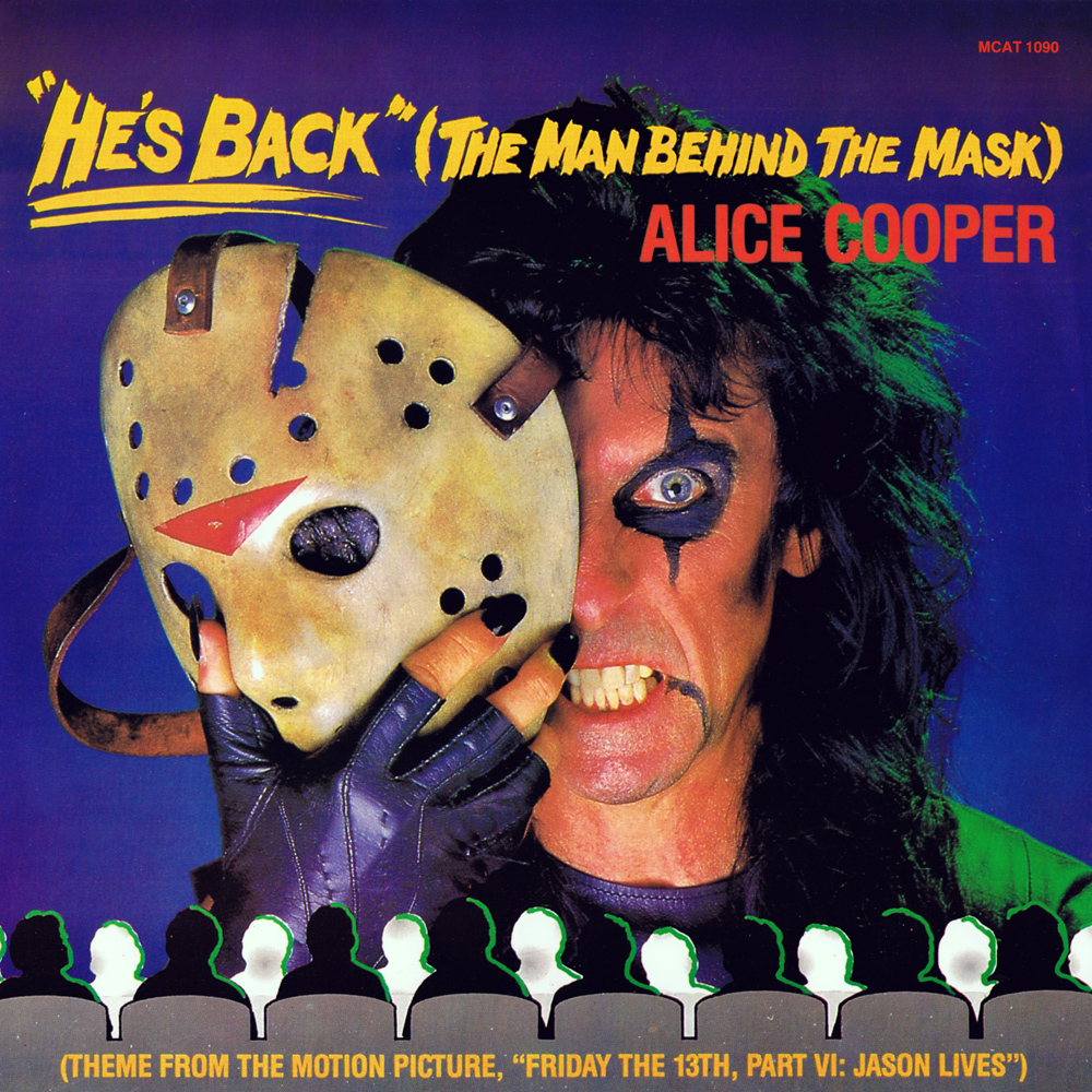 Alice Cooper He S Back The Man Behind The Mask Austriancharts At