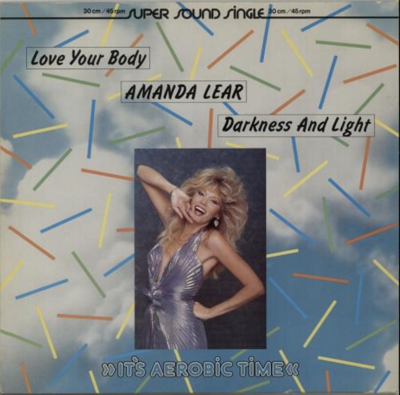 Amanda Lear Deutsch amanda lear - love your body - hitparade.ch