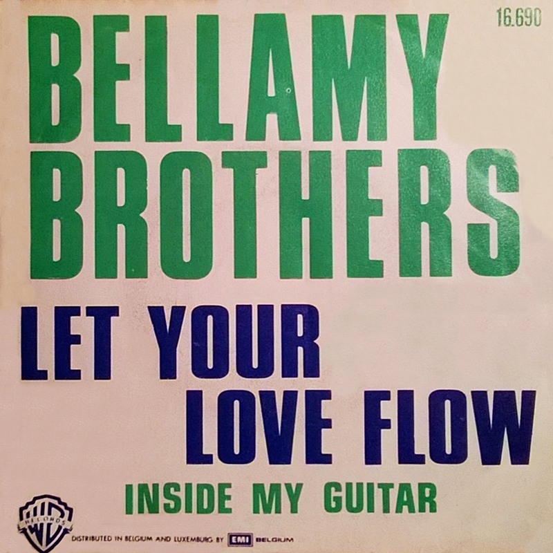 Bellamy Brothers Let Your Love Flow Hitparade Ch