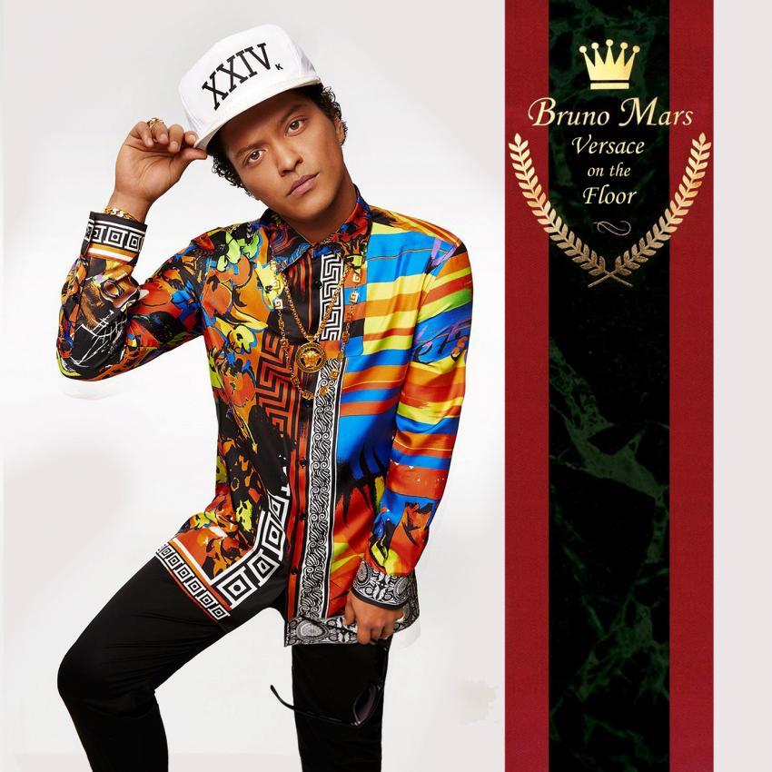 Bruno Mars Versace On The Floor Hitparadech