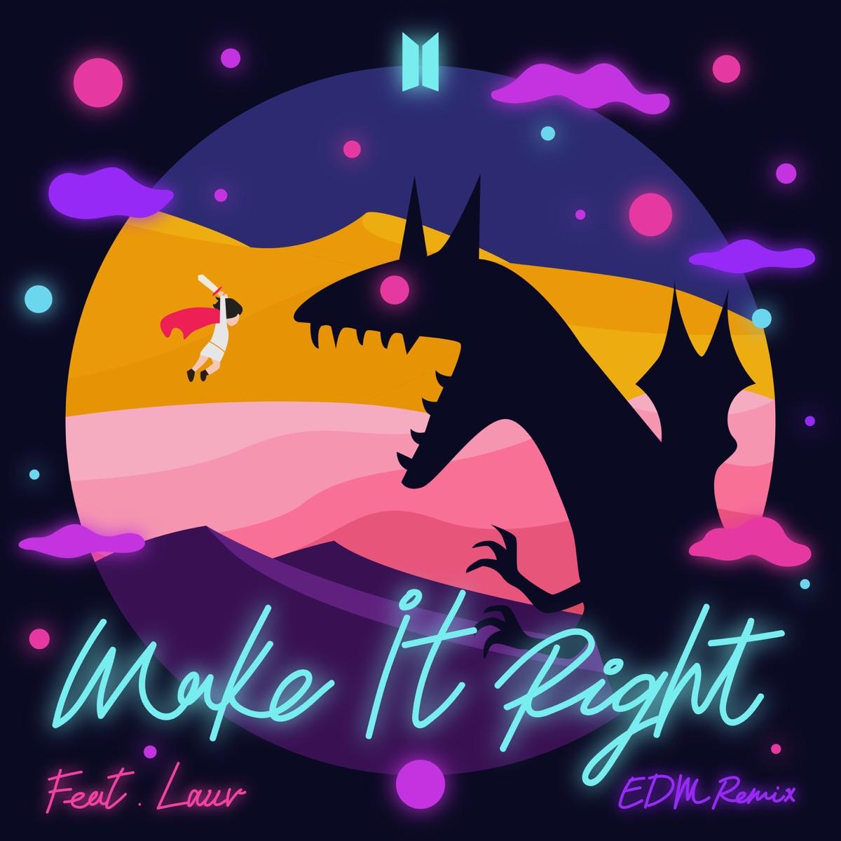 Bts Feat Lauv Make It Right Swisscharts Com