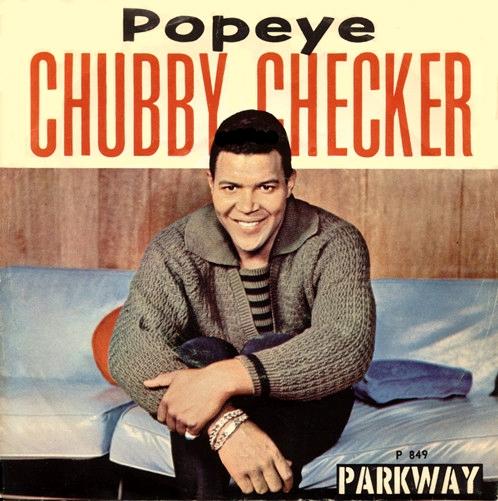 chubby checker jahr beliebt