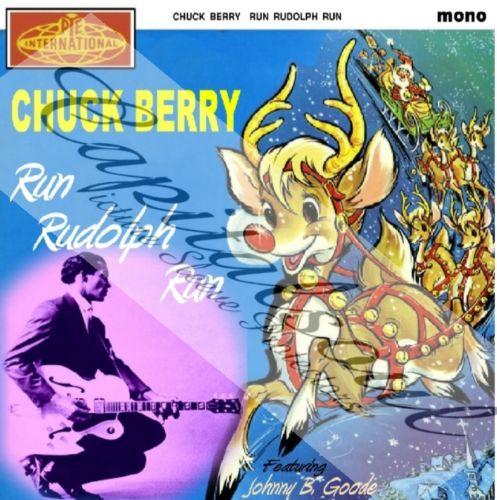 Chuck Berry - Run Rudolph Run - hitparade.ch