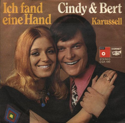 Cindy & Bert - Ich fand eine Hand - hitparade.ch