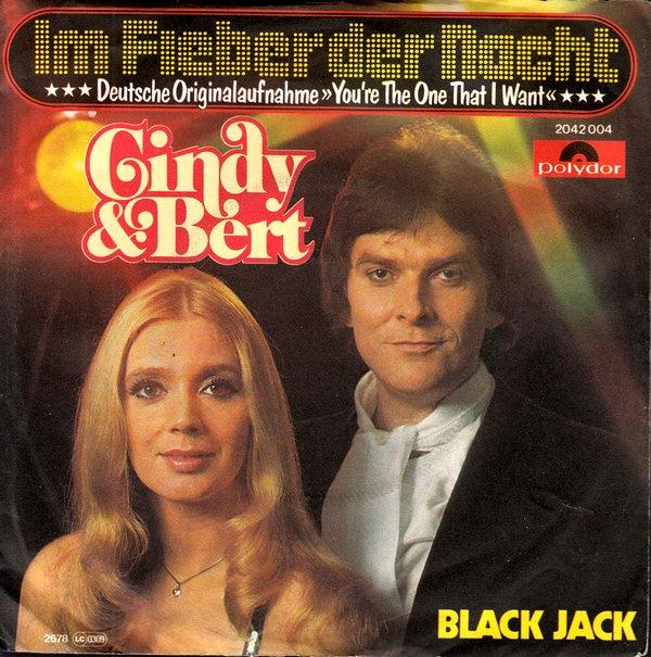 Cindy & Bert - Im Fieber der Nacht - hitparade.ch