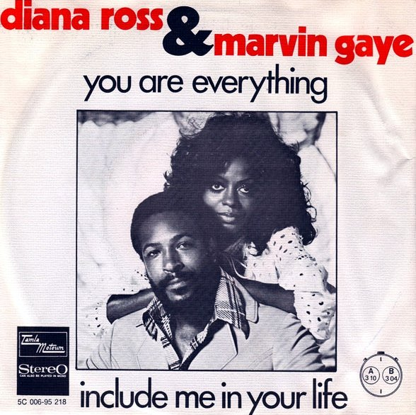 Diana Ross & Marvin Gaye - You Are Everything - dutchcharts.nl