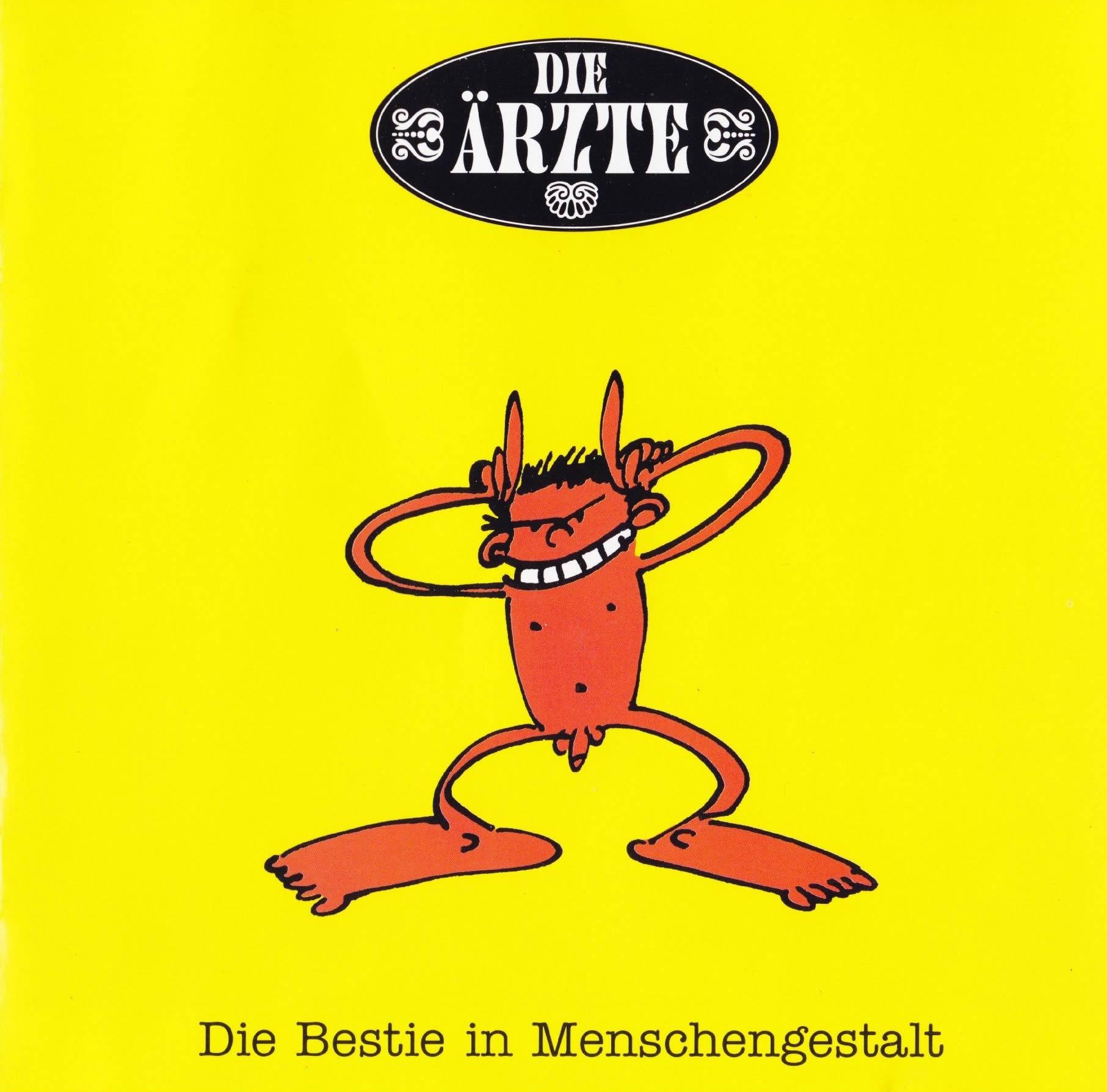 Die ärzte Die Bestie In Menschengestalt Austrianchartsat