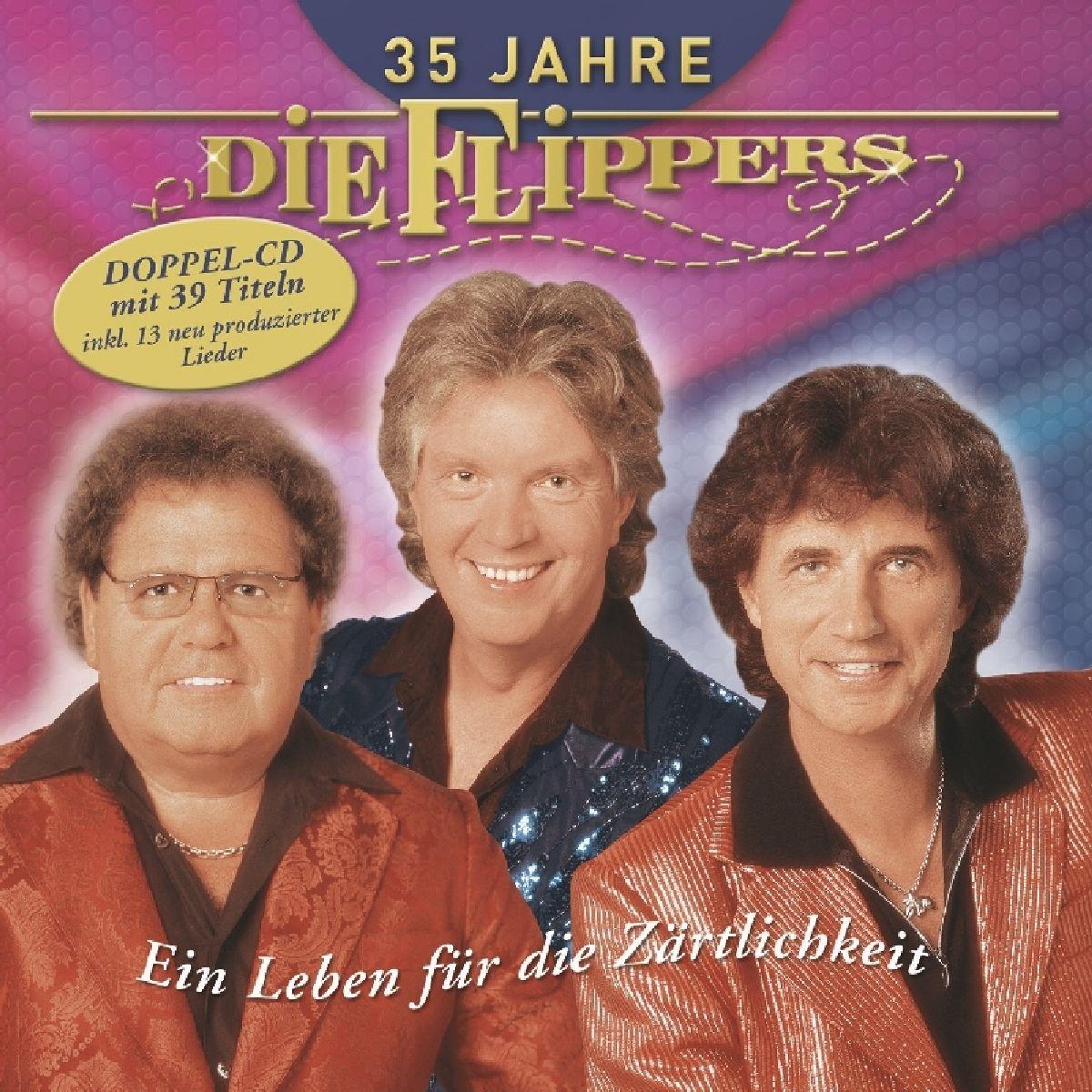 Die Flippers 35 Jahre Ein Leben Für Die Zärtlichkeit