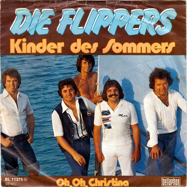Die Flippers Kinder Des Sommers Hitparadech