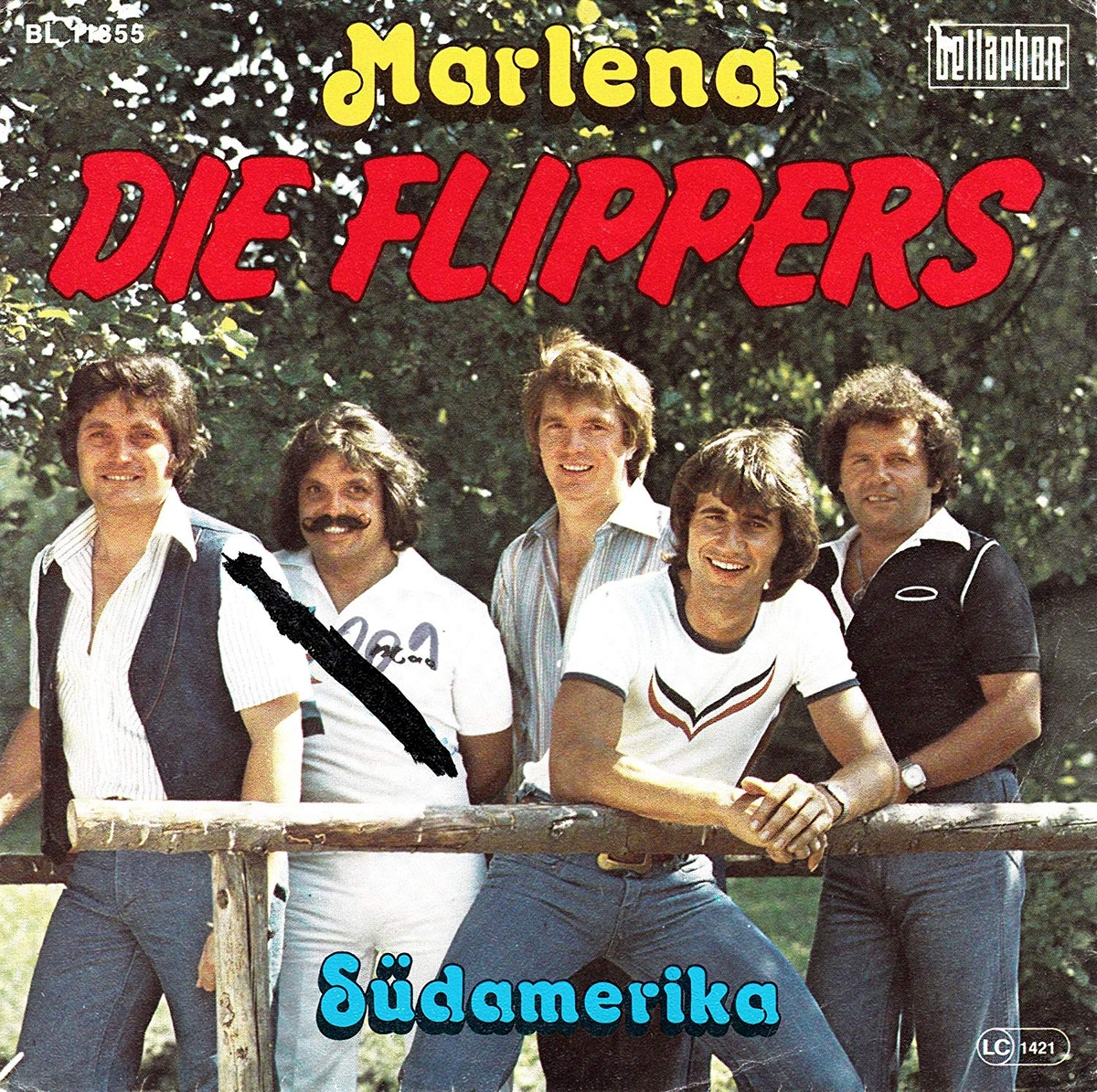 Die Flippers Marlena Austrianchartsat