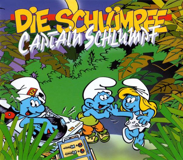 Die Schlümpfe Captain Schlumpf Swisschartscom