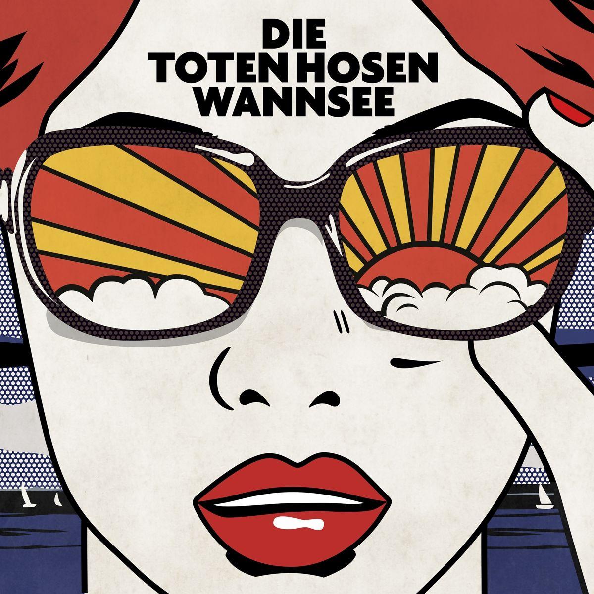 ungleich in der Leistung laest technology Farbbrillanz Die Toten Hosen - Wannsee - hitparade.ch