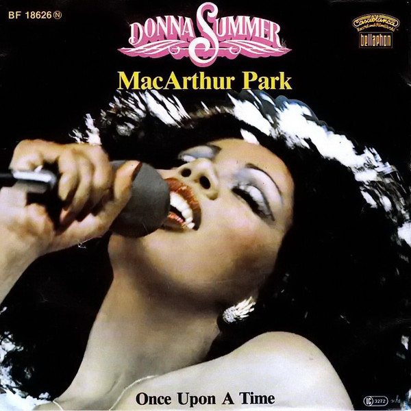 Image result for MACARTHUR PARK DONNA SUMMER SINGLE IMAGES