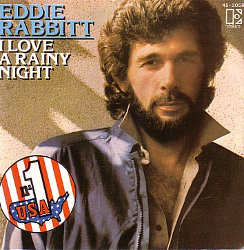 Eddie Rabbitt - I Love A Rainy Night - austriancharts.at