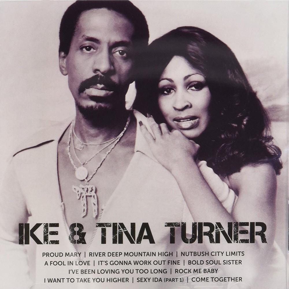 1961 Concert Poster Ike /& Tina Turner Revue /& Their Kings of Rhythm Orchestra