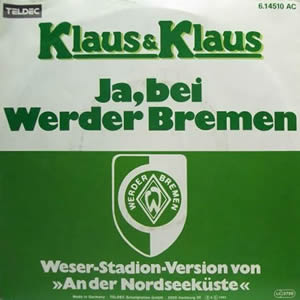Frohe Weihnachten Werder Bremen.Klaus Klaus Ja Bei Werder Bremen Hitparade Ch