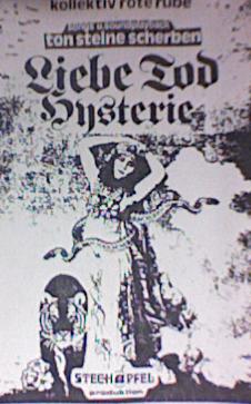Kollektiv Rote Rübe Ton Steine Scherben Liebe Tod