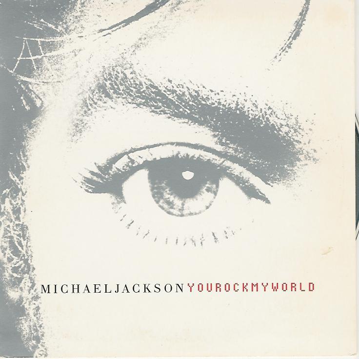 Michael Jackson - You Rock My World - dutchcharts.nl