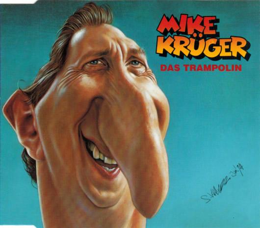 Mike Krüger Das Trampolin Hitparadech