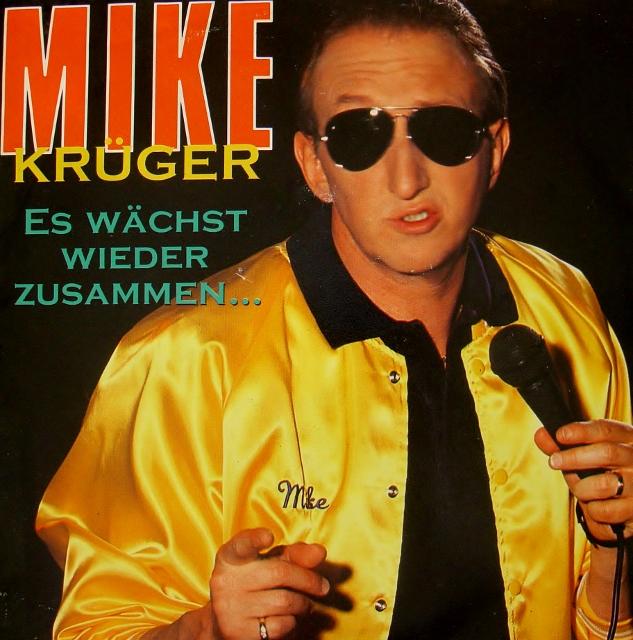 Mike Krüger Es Wächst Wieder Zusammen Hitparadech