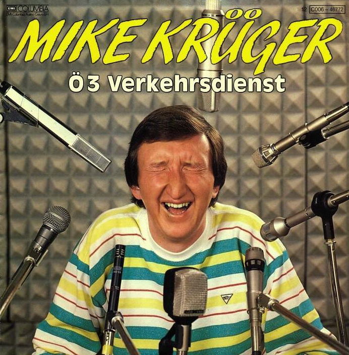 Mike Krüger ö 3 Verkehrsdienst Austrianchartsat