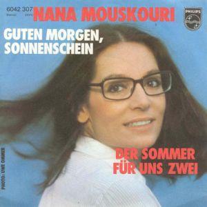 Nana Mouskouri Guten Morgen Sonnenschein Hitparadech