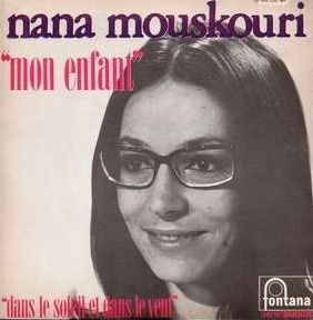 Nana Mouskouri Mon Enfant Dutchchartsnl