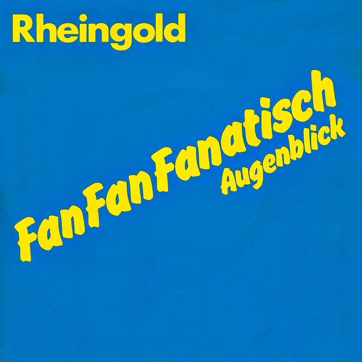 Rheingold - Fan Fan Fanatisch - dutchcharts.nl