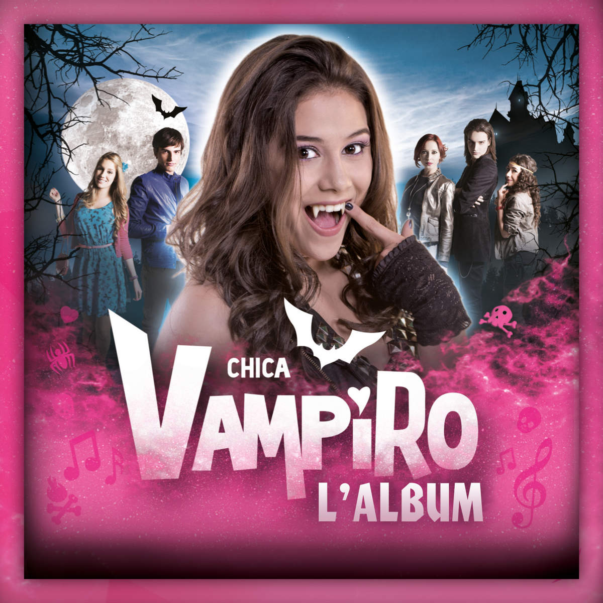 thoughts on meet buy popular Soundtrack - Chica Vampiro - L'album - hitparade.ch