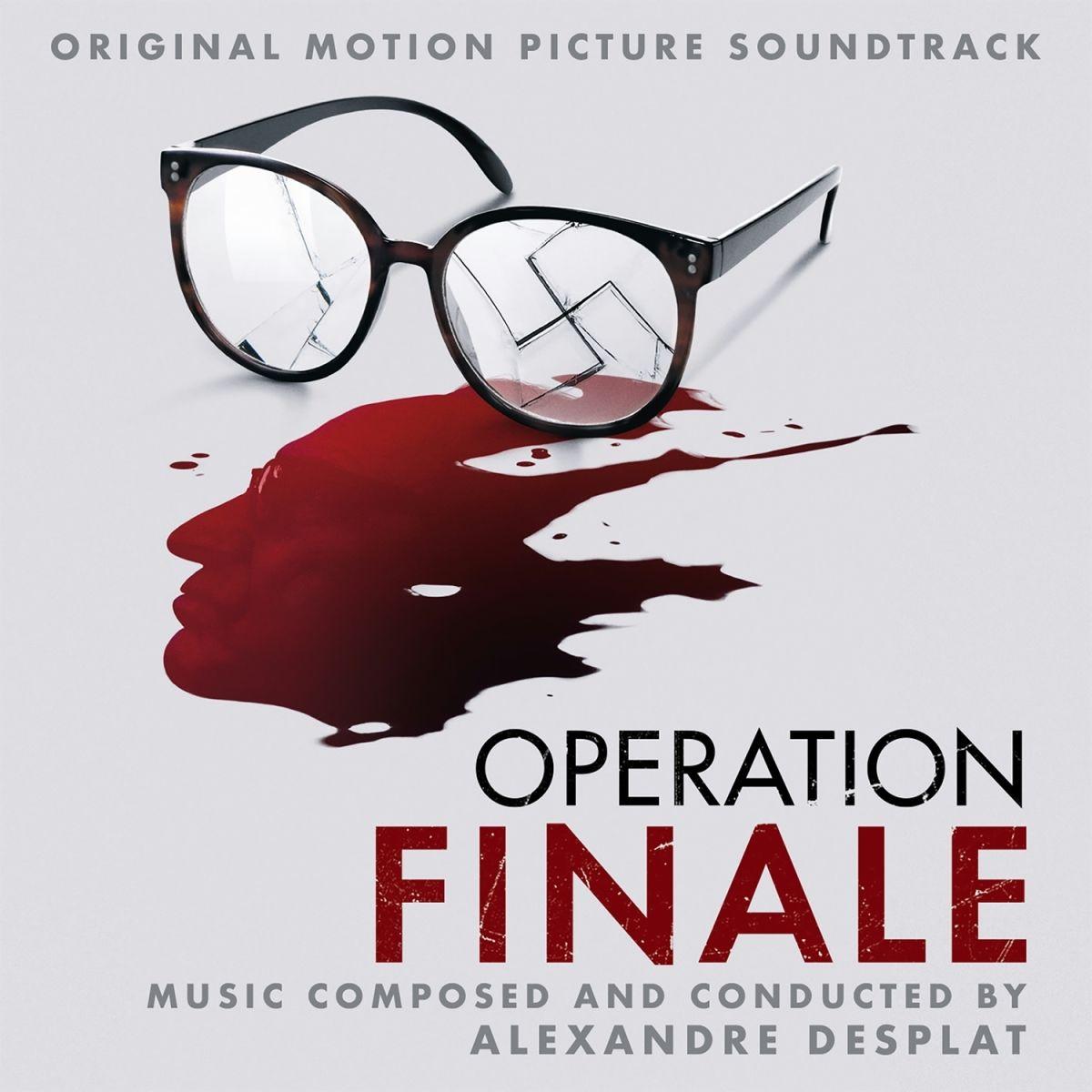 Soundtrack / Alexandre Desplat - Operation Finale - hitparade.ch