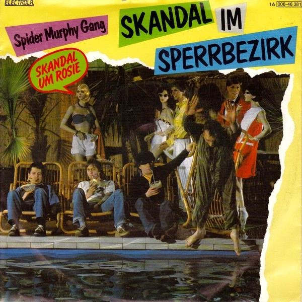 Spider Murphy Gang - Skandal im Sperrbezirk - dutchcharts.nl