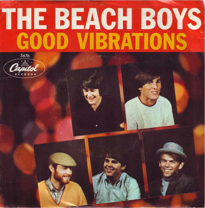 The Beach Boys - Good Vibrations - dutchcharts.nl