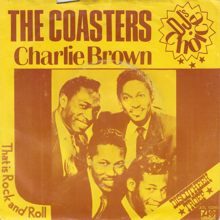 The Coasters - Charlie Brown - hitparade.ch