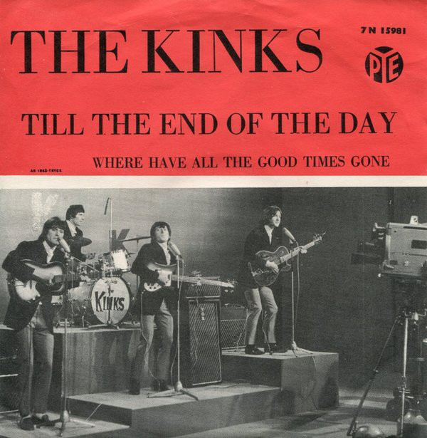 The Kinks - Till The End Of The Day - dutchcharts.nl