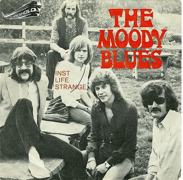 The Moody Blues - Isn't Life Strange - dutchcharts.nl