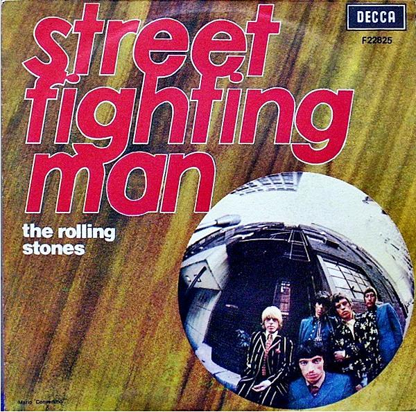 Street fighting man singel