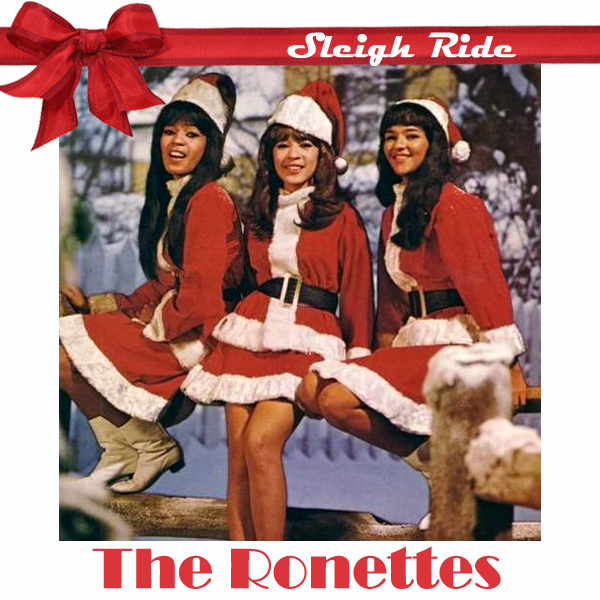 The Ronettes - Sleigh Ride - dutchcharts.nl